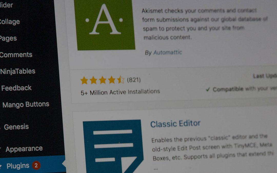 Ma sélection des meilleurs plugins SEO gratuits sous WordPress