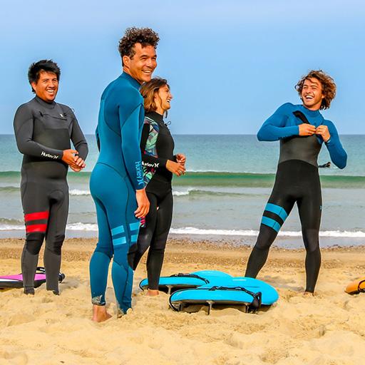 Surf Evolution